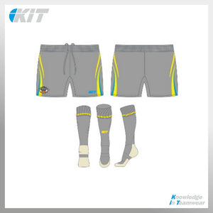 Rammit Barbarians Rugby Short & Sock Pack