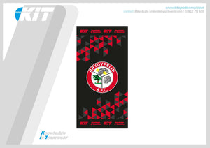 RAFC14 - Beach Towel
