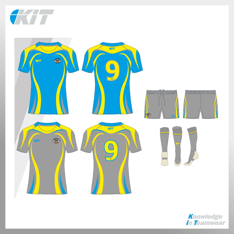 Rammit Barbarians Full Playing Kit