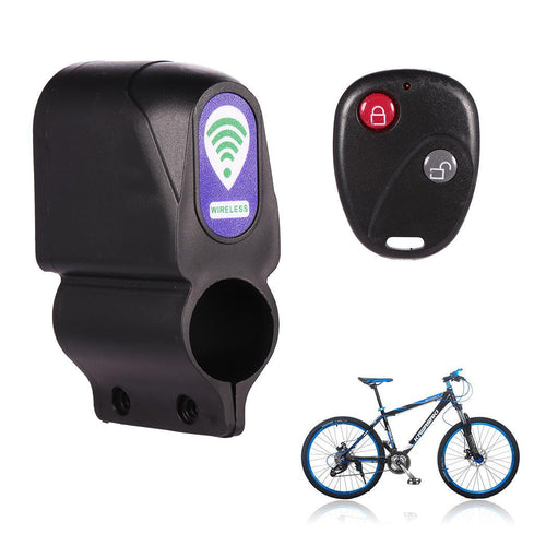 Anti Theft Bicycle Alarm - www.pllaka.eu