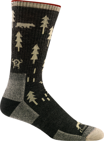 Darn Tough Socks: Holiday Gift Guide for Him on the Redwood Tall Journal, Tall and Extra Tall Clothing for Men