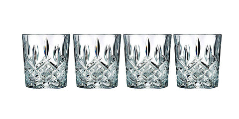 Whiskey Glass Set of Four: Holiday Gift Guide for Him