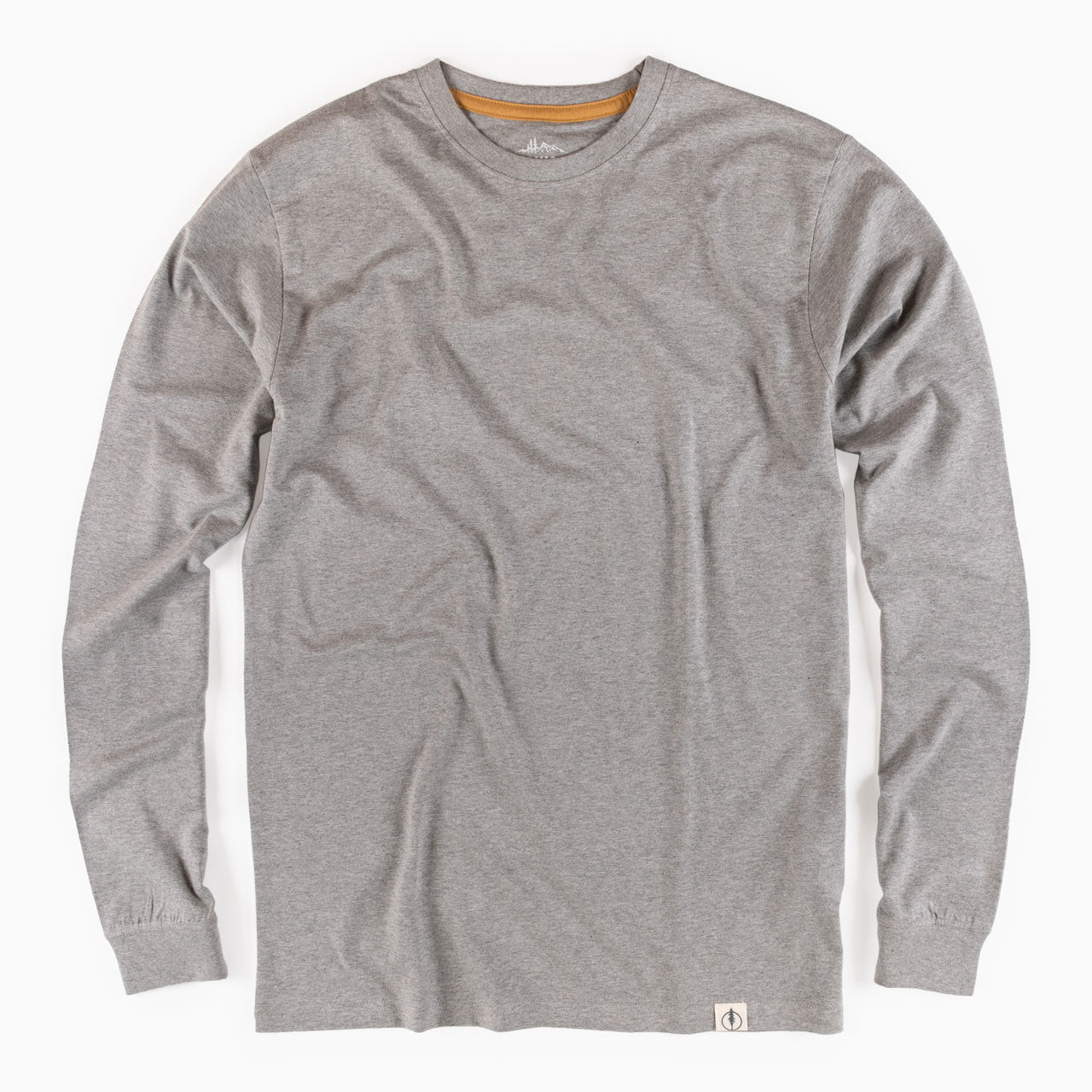 Long Sleeve Tall T-Shirt (Also Available in Extra Tall)