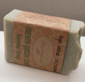 French Green Clay Natural Soap