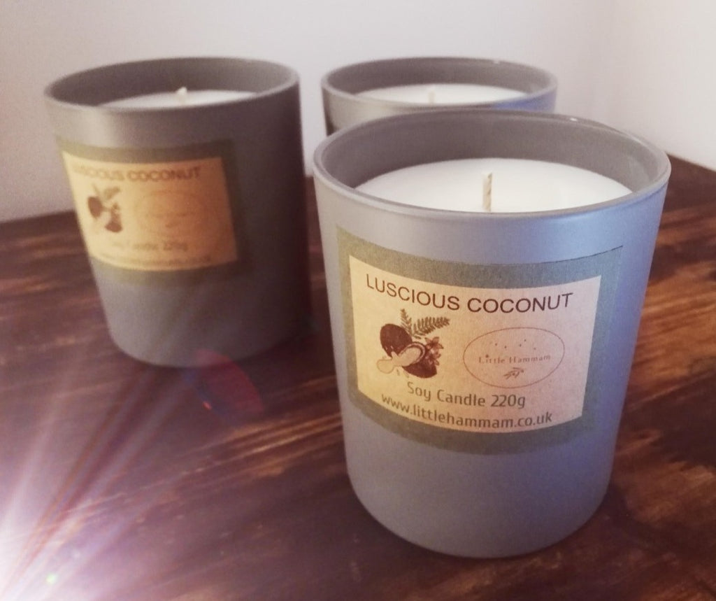 Luscious Coconut Candle