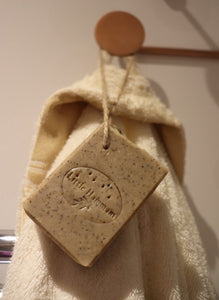 Hanging Coffee Natural Soap