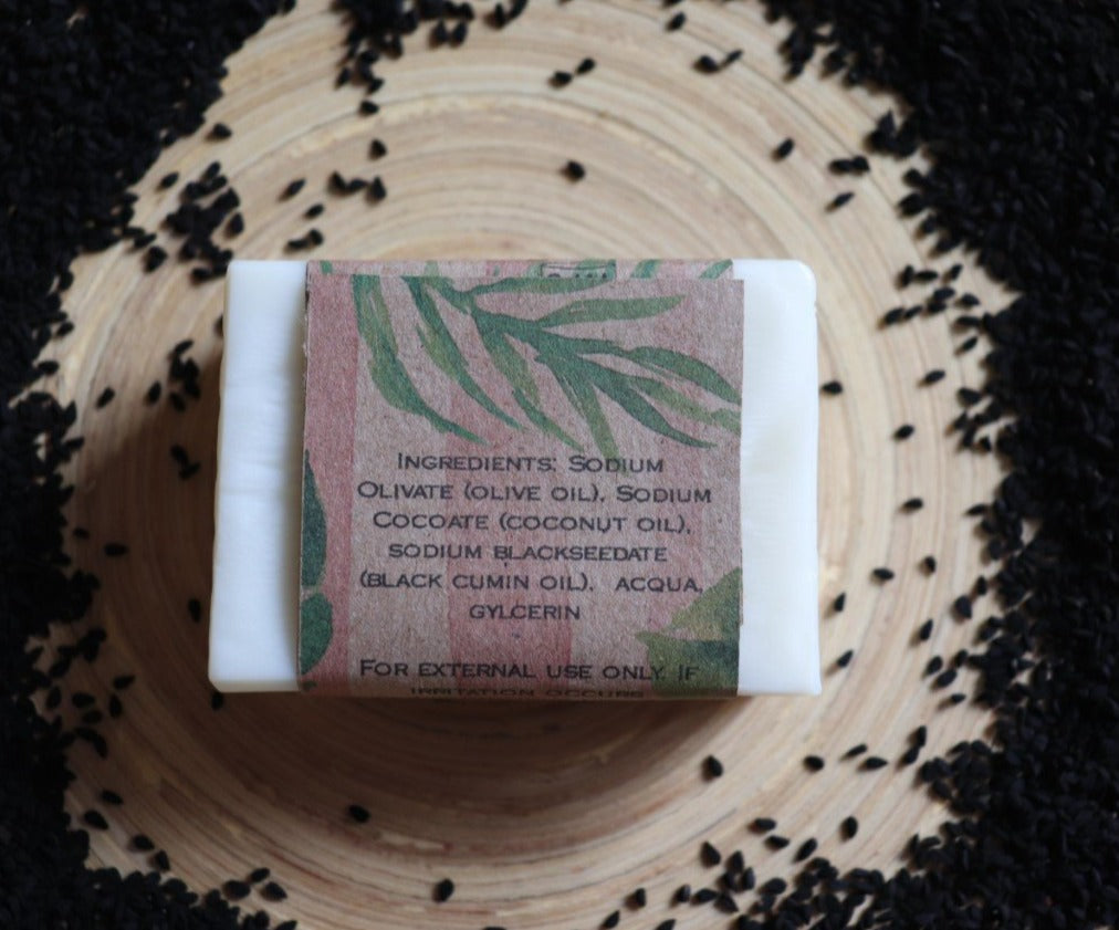 Black Cumin Natural Soap