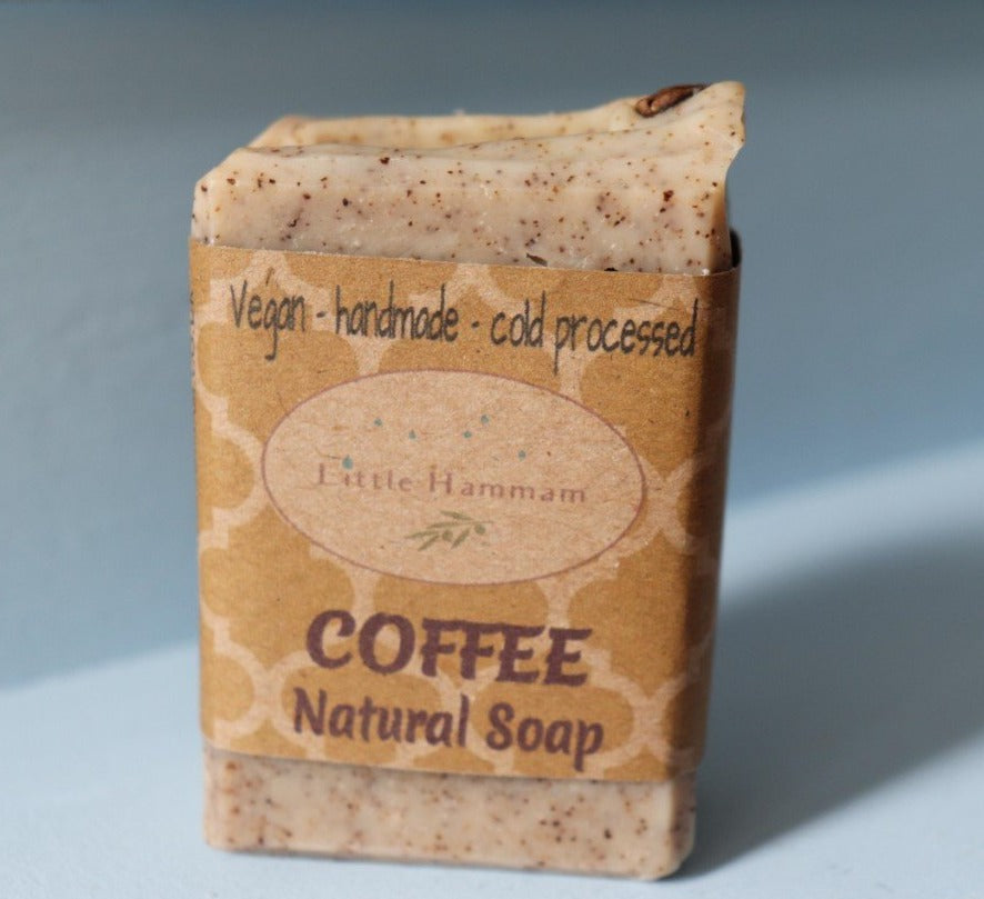 Coffee Natural Soap