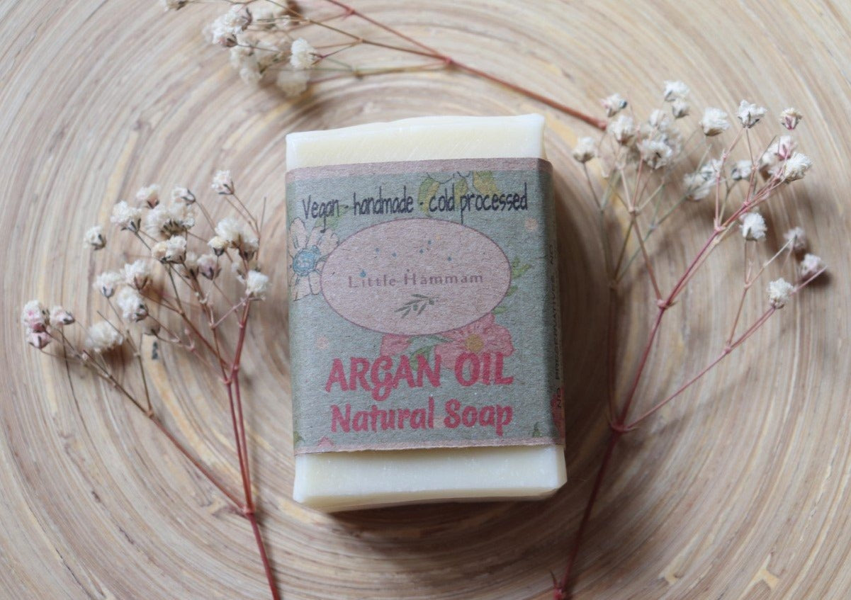 Argan Oil Natural Soap