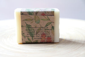Tea Tree Natural Soap