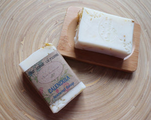 Calendula Natural Soap
