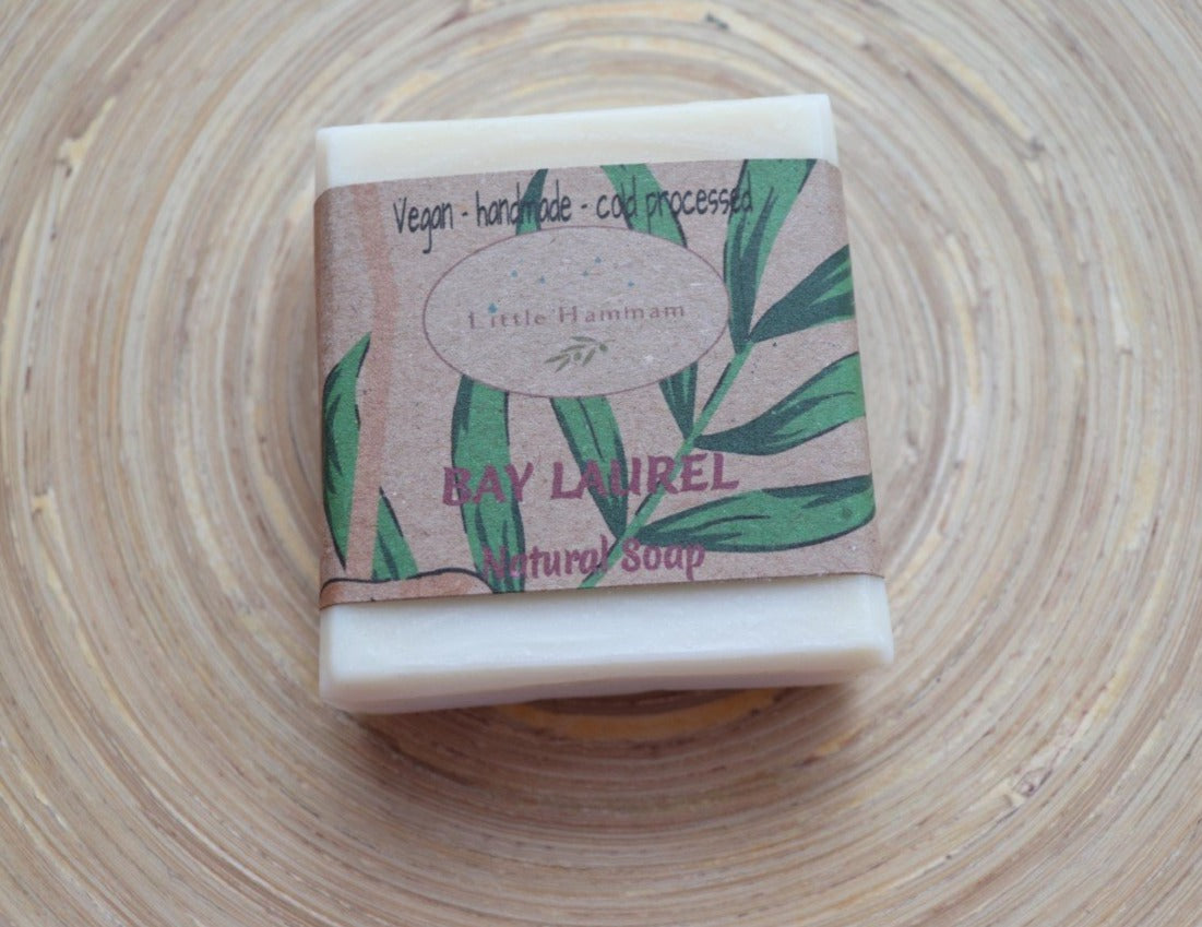 Bay Laurel Natural Soap