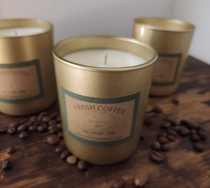 Freshly Brewed Coffee Candle