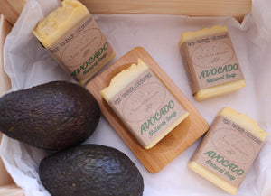 Avocado Natural Soap