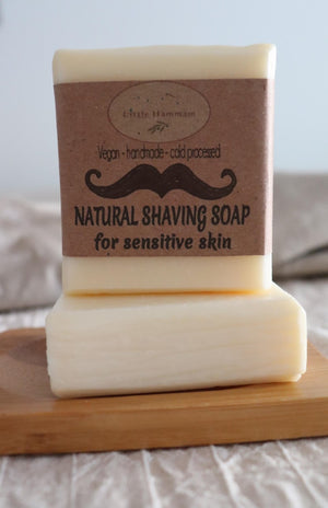 Shaving Soap for Sensitive Skin