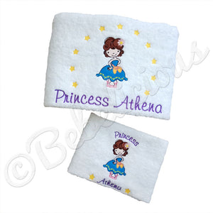 Junior Bath Towel Set