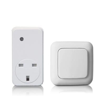 Smarthome Remote Control Sockets and 1 Gang Wall Switch