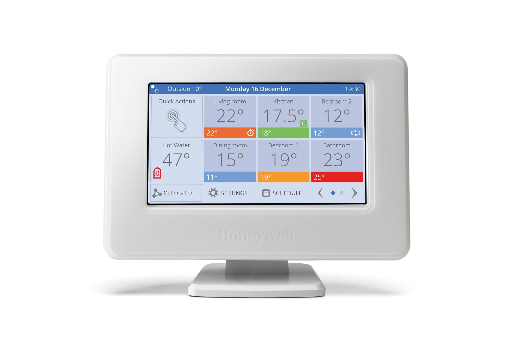Honeywell Evohome Connected Thermostat