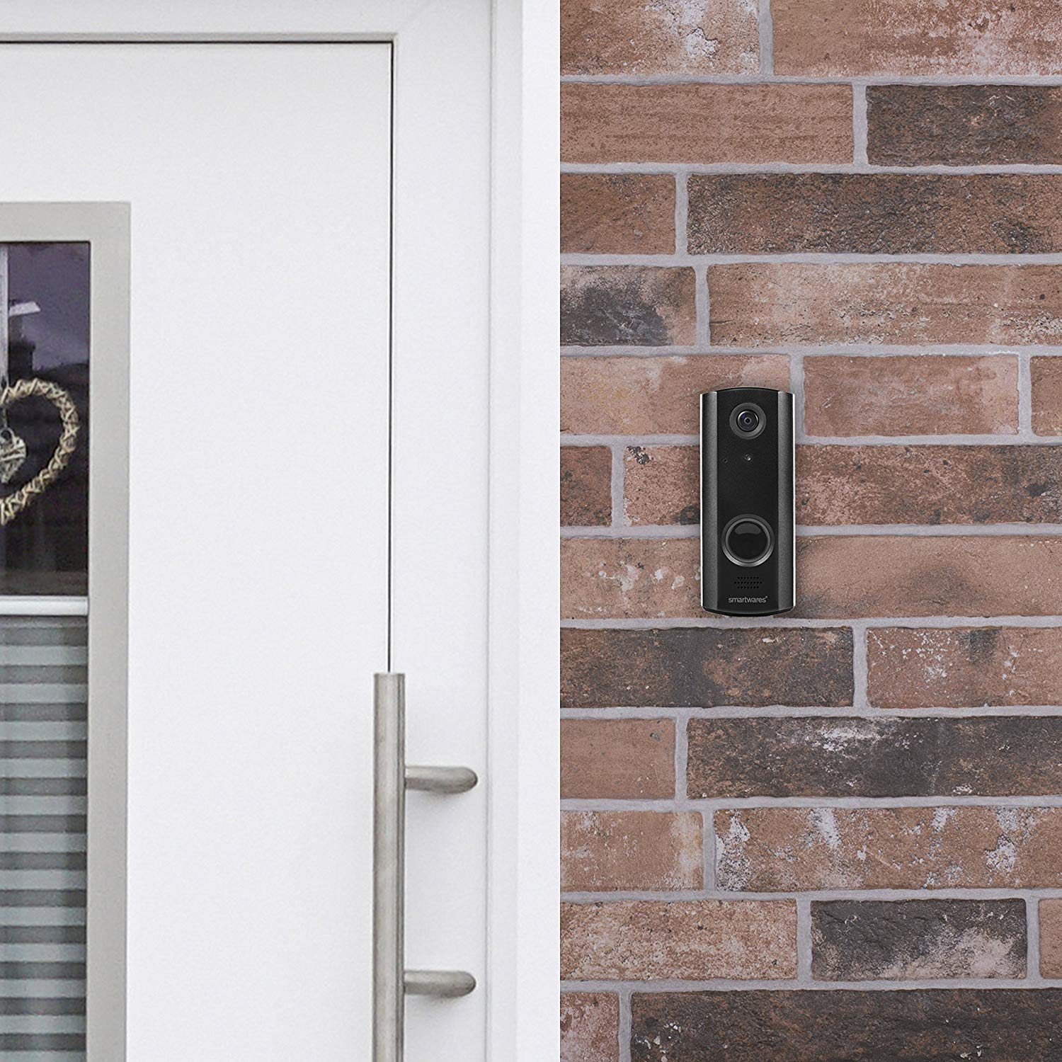 Byron WiFi Rechargeable Video Doorbell