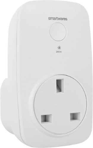 Smartwares SH8-90902UK Dimmer socket - UK plug