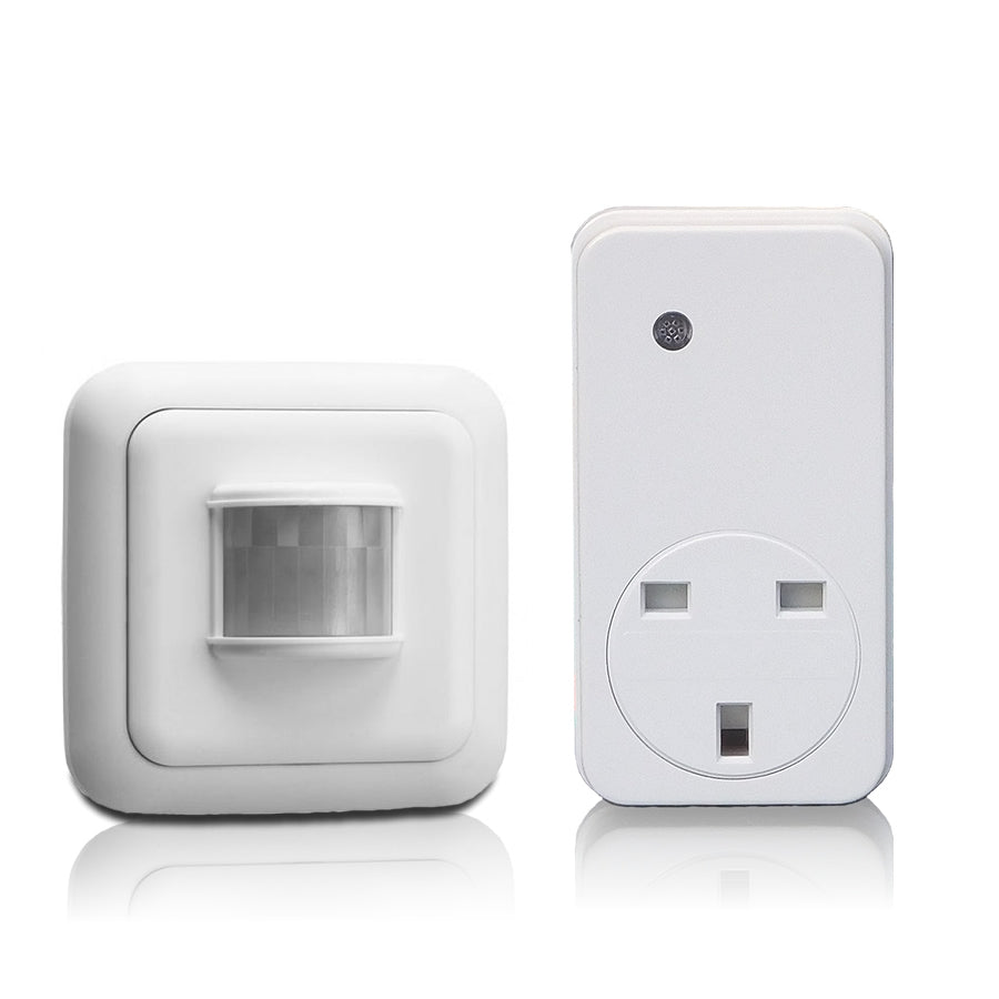 Smartwares Remote Control Socket and Indoor PIR kit