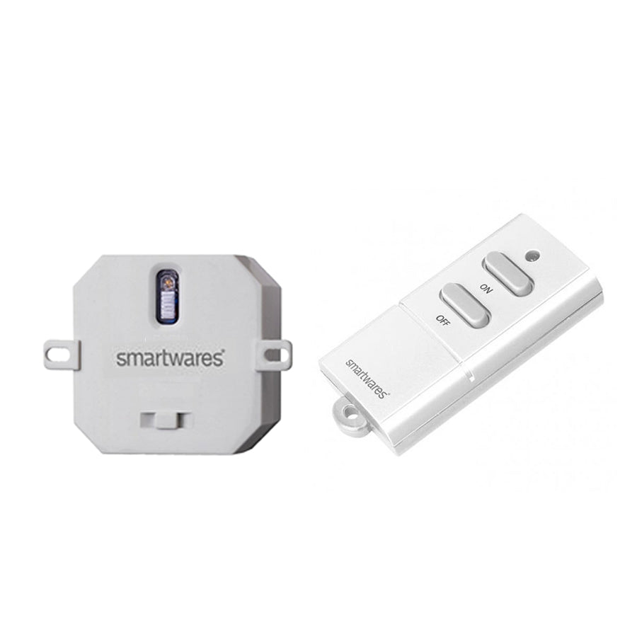 Smarthome Remote Control Ceiling Switch and Key Fob