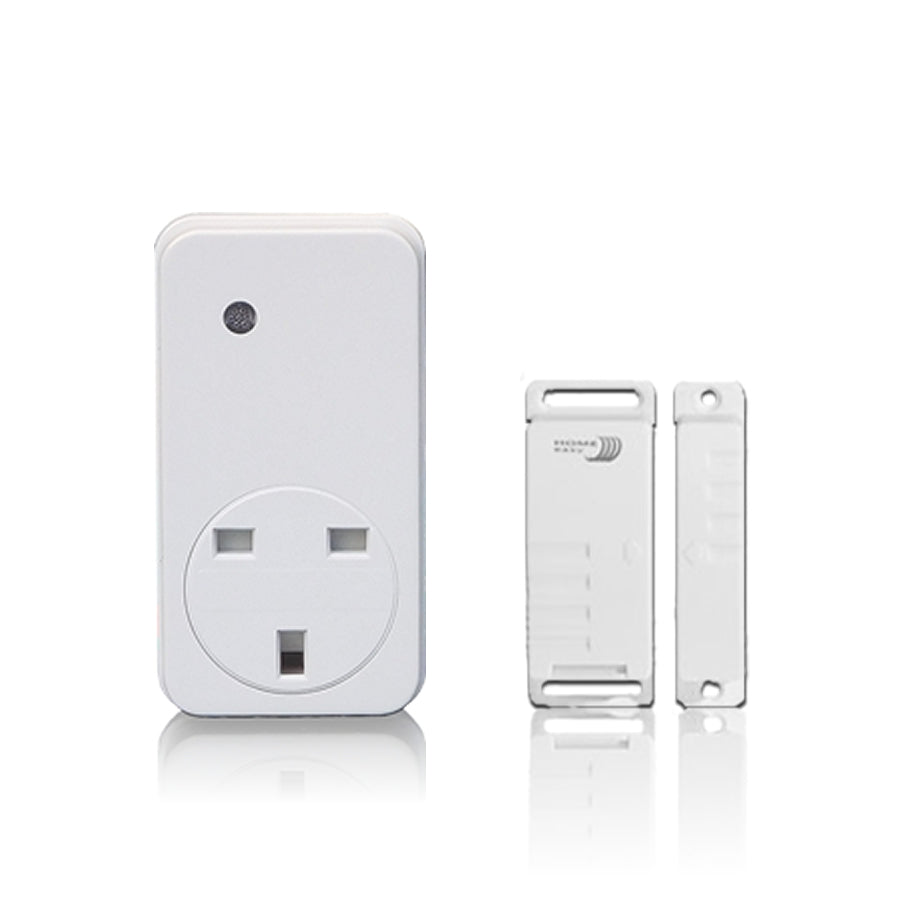 Smarthome Remote Control Socket and Wireless Magnetic Catch