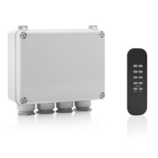 Smartwares Outdoor 3-channel switch set SH5-SET-OB