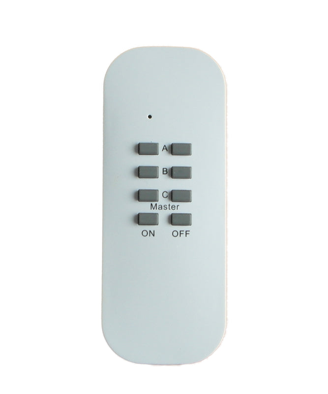 Smartwares 3 channel remote control for SH5 receivers