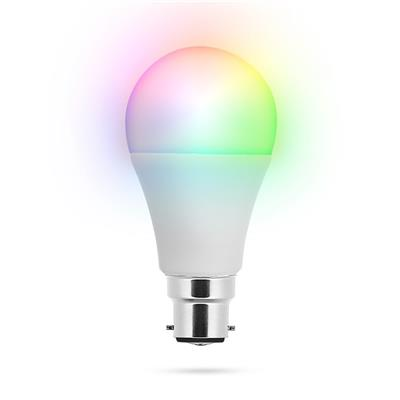 Smartwares Smart bulb - variable white and colour - B22 fitting