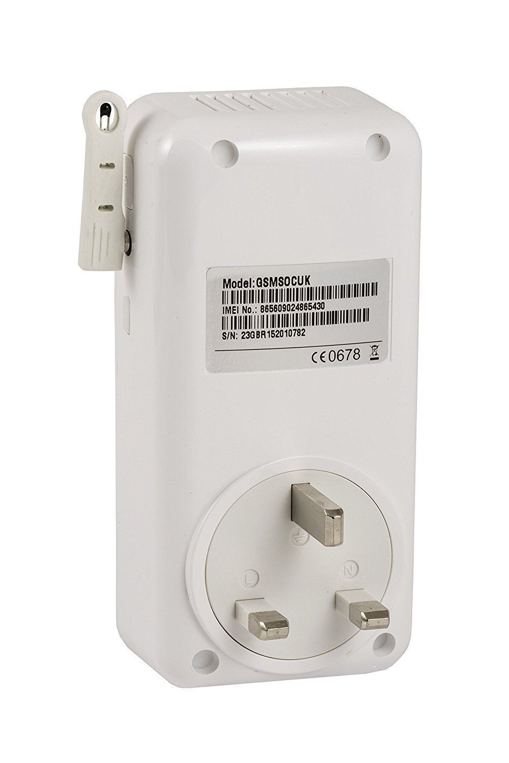 GSM Mains Power Control, Model PowerTXT