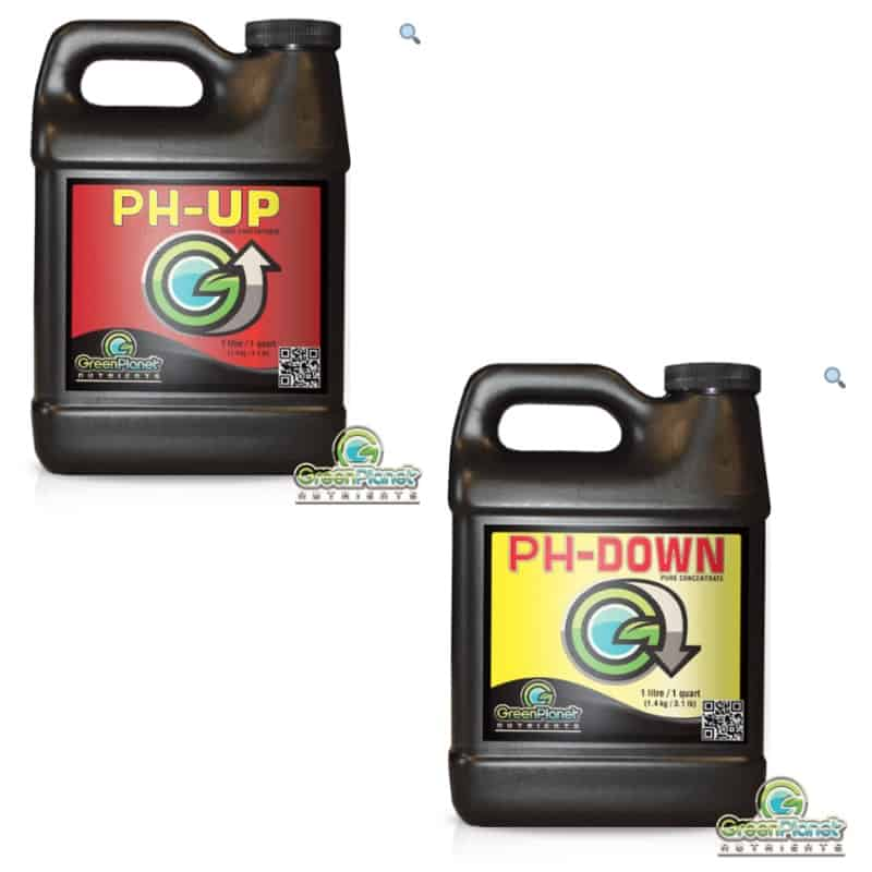 PH Up and PH Down