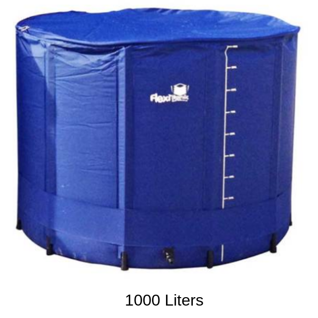 Auto Pot Flexi Tank 1000 Liters