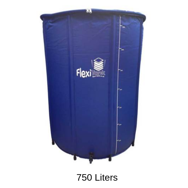 Auto Pot Flexi Tank 750 Liters