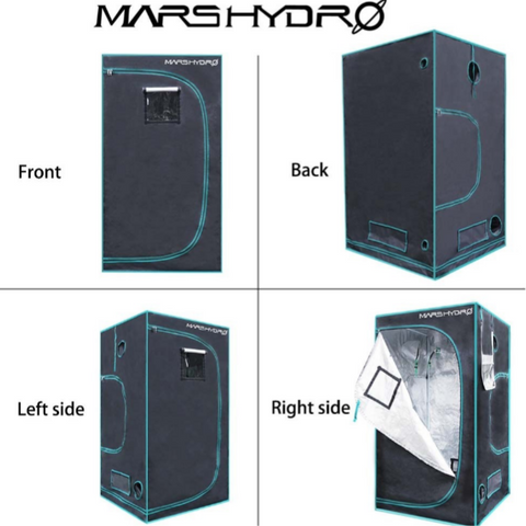 Mars Hydro Collection of Grow Tents