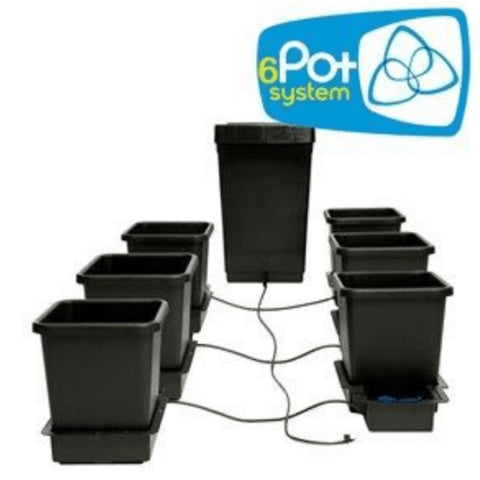 Image of 6 Auto Pot Complete Watering System