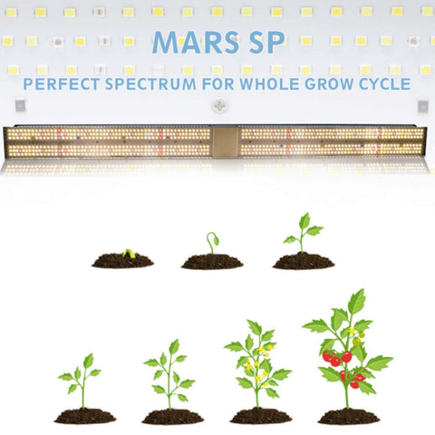 Image of Mars Hydro SP 250 Perfect Spectrum for whole grow