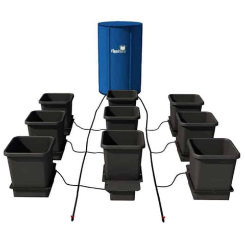 Image of Auto Pot watering system- 9 pots