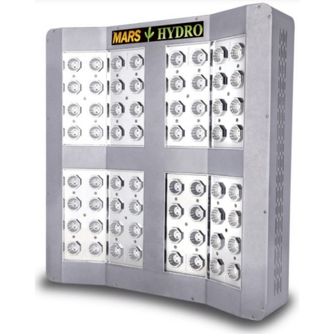 Image of Mars Hydro Cree Pro II Series Lights off