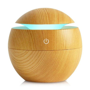 130ml USB Aroma Portable Essential Oil Diffuser Ultrasonic - the-cured-company