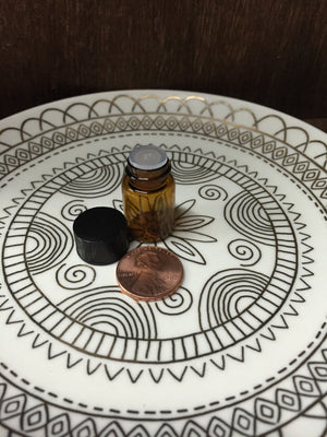 Calm Organic Essential Oil Blend - The Cured Company