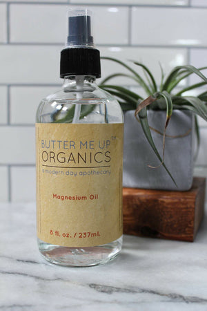 Magnesium Oil Spray For Sleep And Beauty - The Cured Company