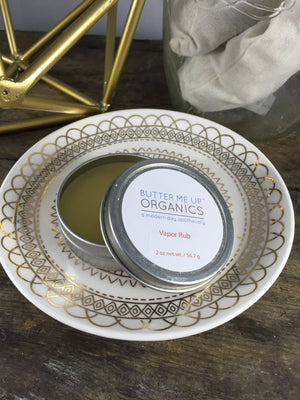 Handmade Organic Vapor Rub - the-cured-company