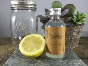 Organic Brightening Toner - the-cured-company