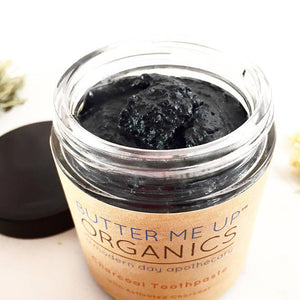 Organic Activated Charcoal Toothpaste - the-cured-company