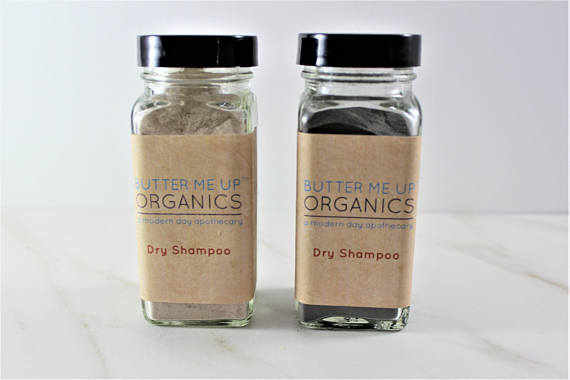 Natural Organic Dry Shampoo - the-cured-company