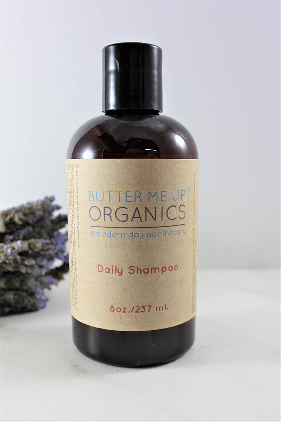 Organic Daily Shampoo - the-cured-company
