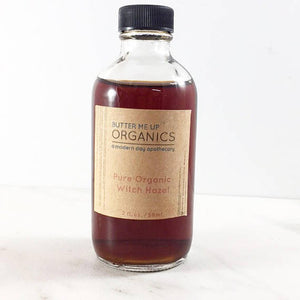Organic Facial Toner - The Cured Company