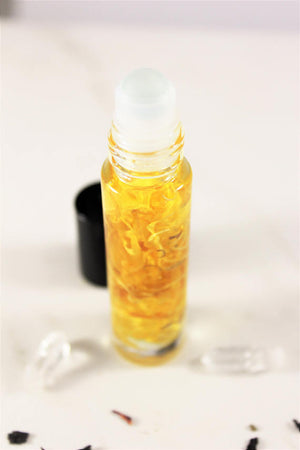 Organic Essential Oil Perfume - The Cured Company