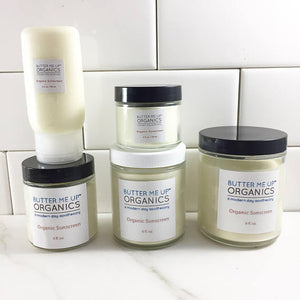 Natural Organic Sunscreen - The Cured Company